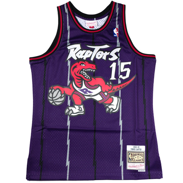 Raptors Vince Carter Swingman Road Jersey