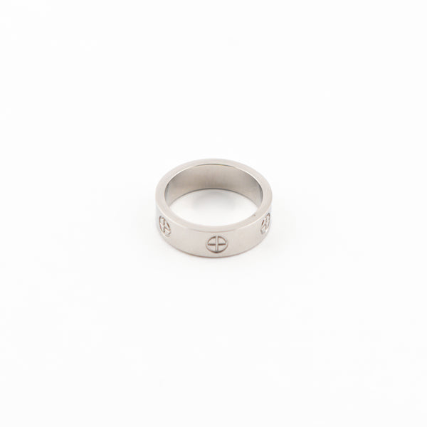 Carti Silver Ring