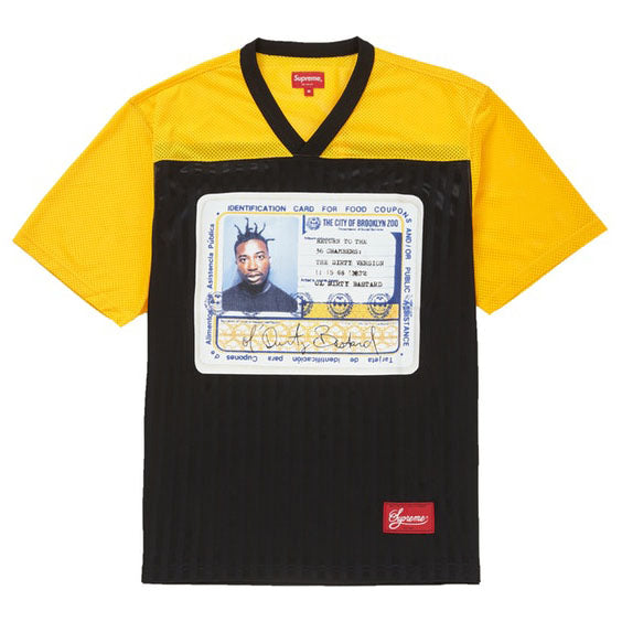 Ol Dirty Bastard Football Top Gold