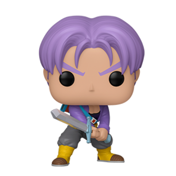 Pop! Vinyl Figures: Dragon Ball Z Future Trunks