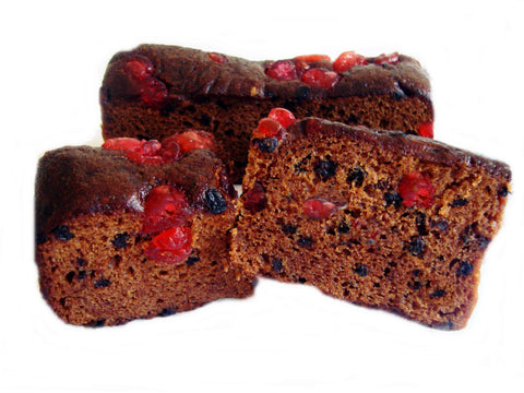 Cherry Topped Dundee Cake Catering Pack