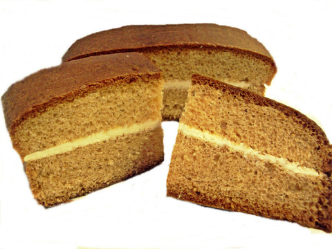 Banana Flavour Cake Catering Pack