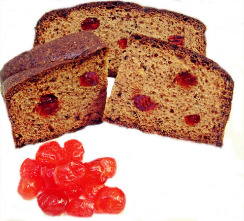 Cherry and Walnut Cake Catering Pack