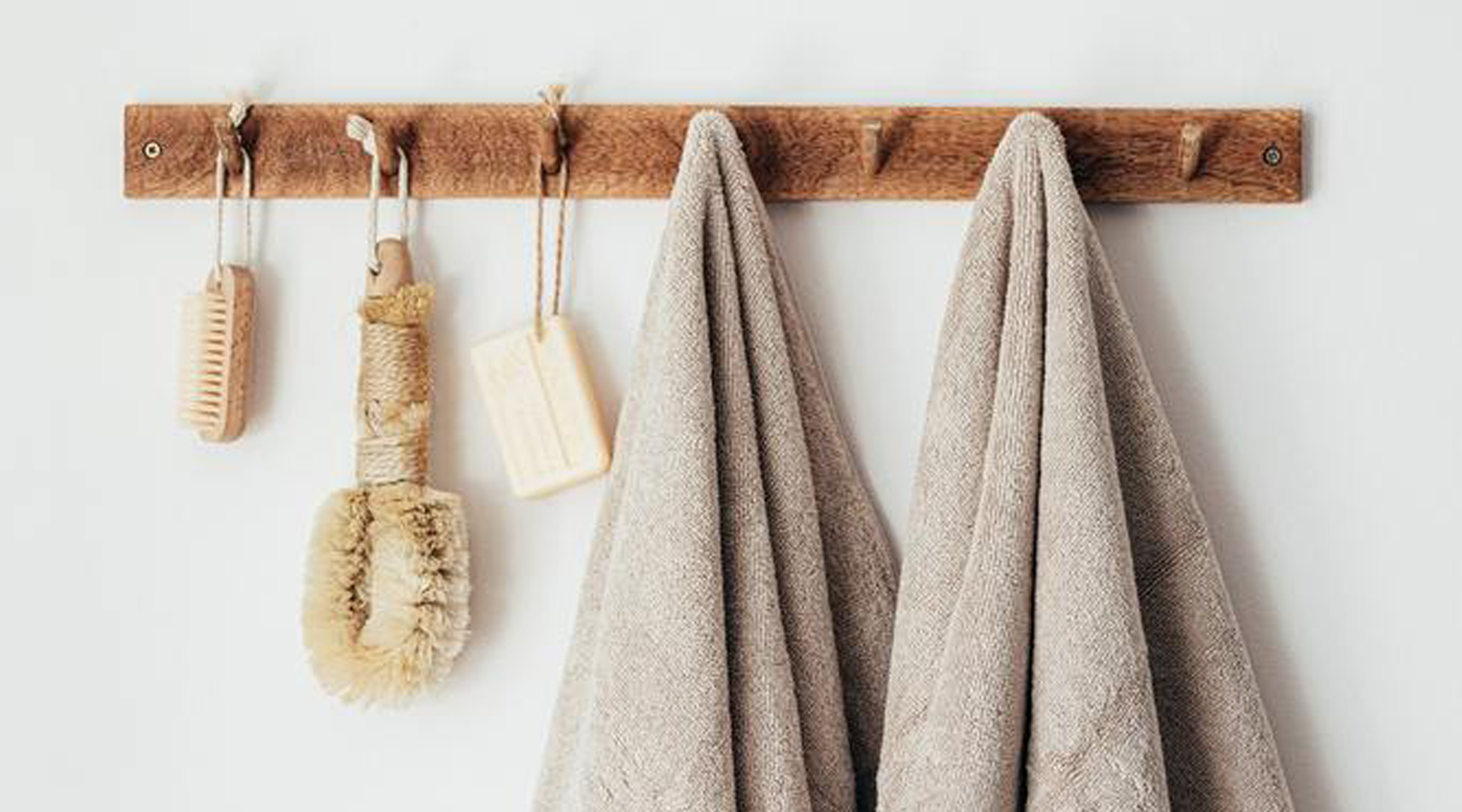 bamboo towels are sustainable