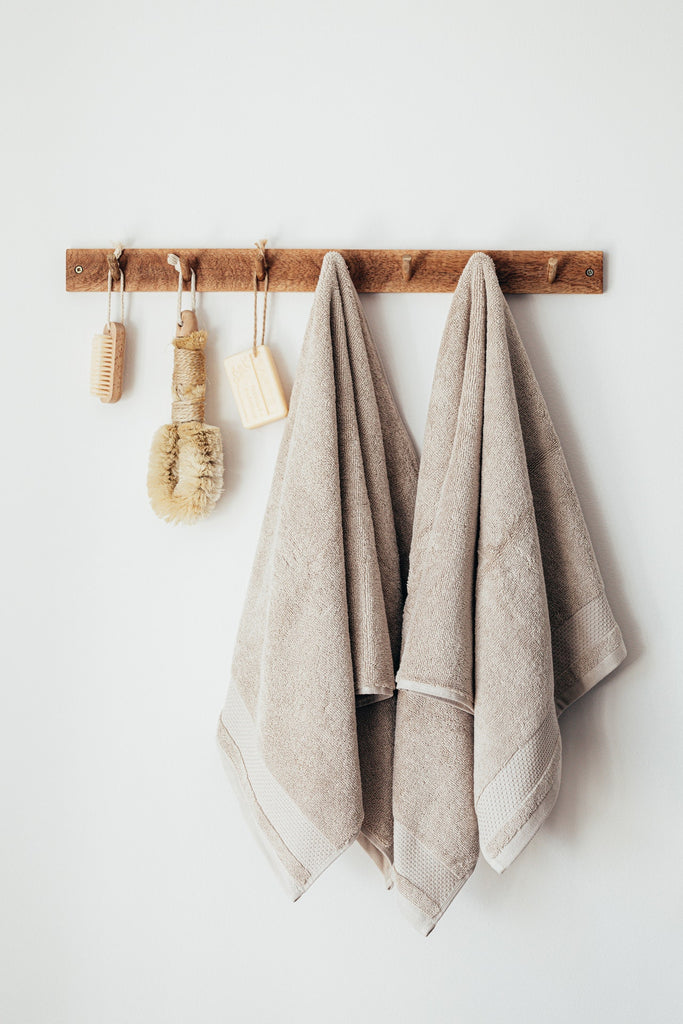 eco-friendly bamboo towels