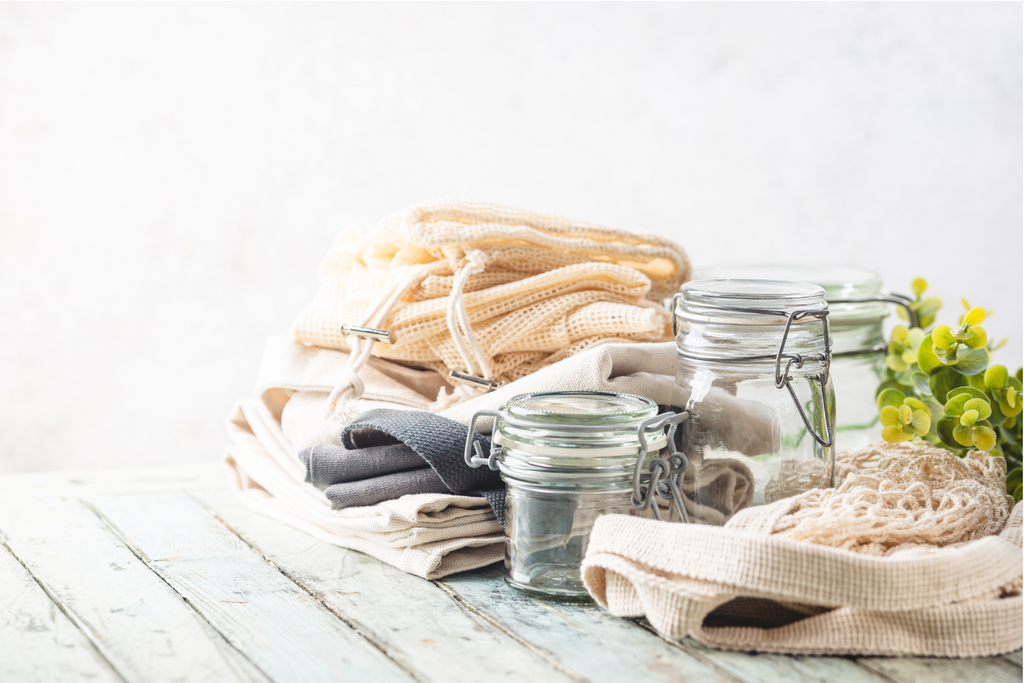 Reduce single use plastics for a sustainable kitchen