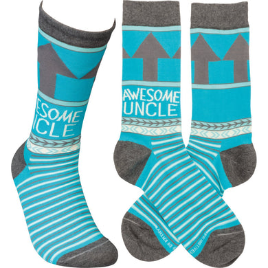 Awesome Uncle Socks