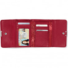 Load image into Gallery viewer, Barbados Double Flap Medium Wallet