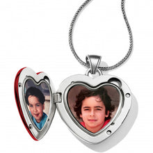 Load image into Gallery viewer, Loving Heart Convertible Locket Necklace