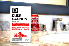 Load image into Gallery viewer, Duke Cannon Big Ass Beer Soap