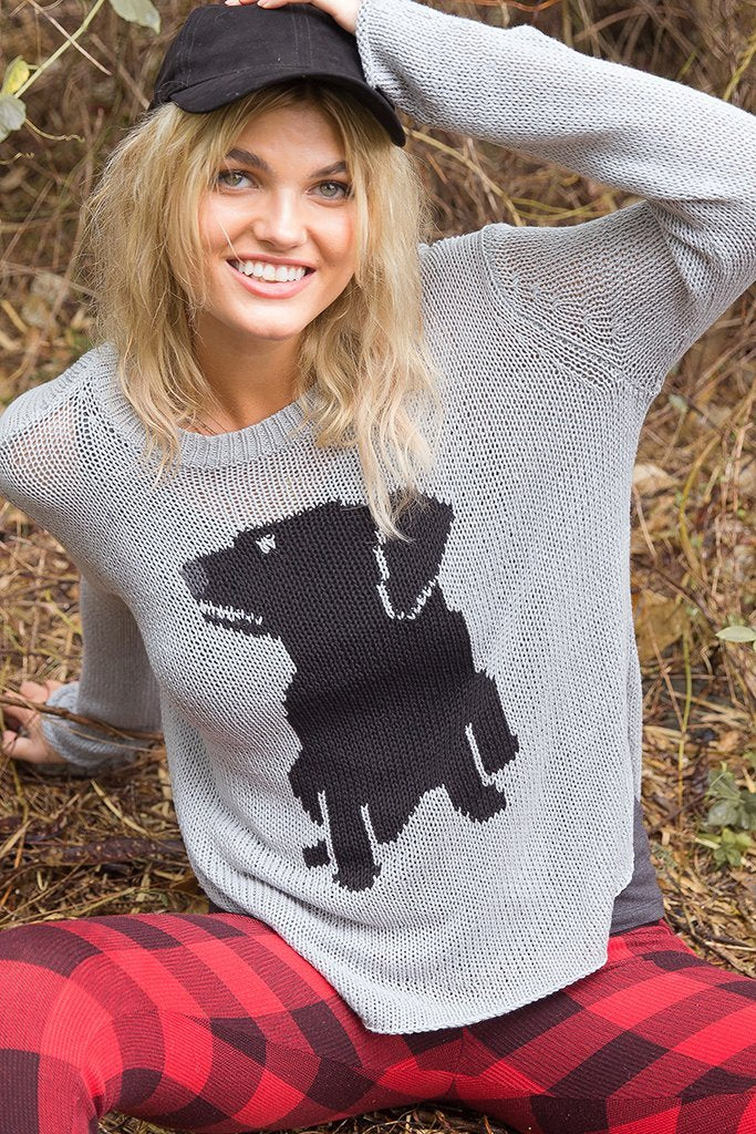 Labrador Cotton Pullover