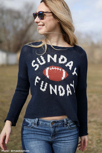 Sunday Funday Crewneck Sweater