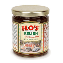 Load image into Gallery viewer, Flo's Hot Dog Relish - Original Homemade Secret Recipe