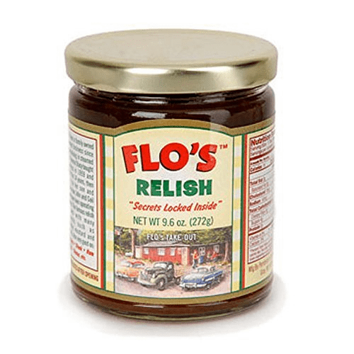 Flo's Hot Dog Relish - Original Homemade Secret Recipe