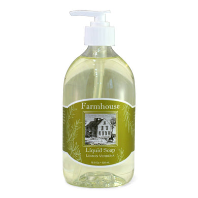 Farmhouse Natural Liquid Hand Soap
