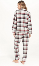 Load image into Gallery viewer, Dream State Plaid PJ Set