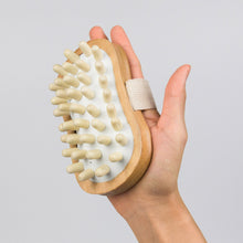 Load image into Gallery viewer, Cellulite Wood Body Massager