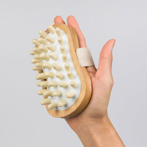 Cellulite Wood Body Massager