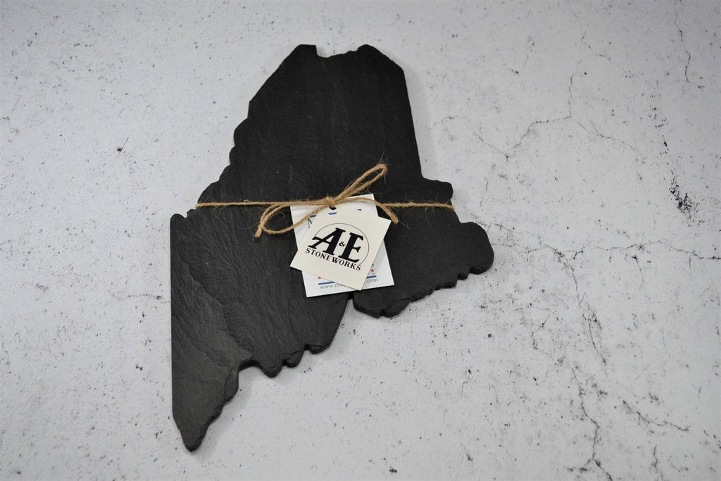 Maine Slate State Cheeseboard - Daisy Trading Company