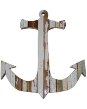 Load image into Gallery viewer, Anchor Reclaimed Wall Decor