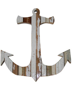 Anchor Reclaimed Wall Decor