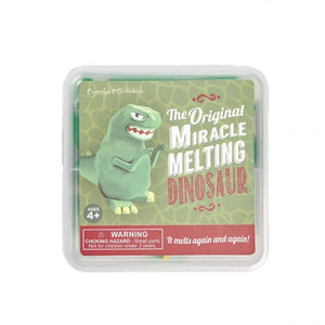 The Original Miracle Melting Dinosaur