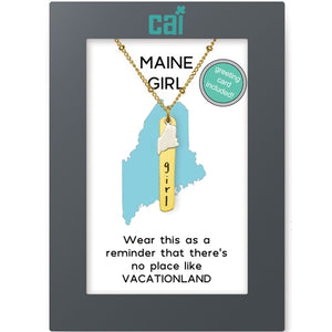 Maine Girl Necklace