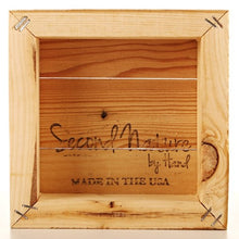 Load image into Gallery viewer, Home Sweet Home Reclaimed Wood Box Sign