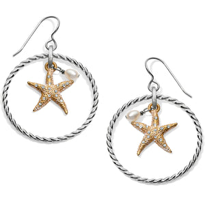 Under The Sea Floating Starfish French Wire