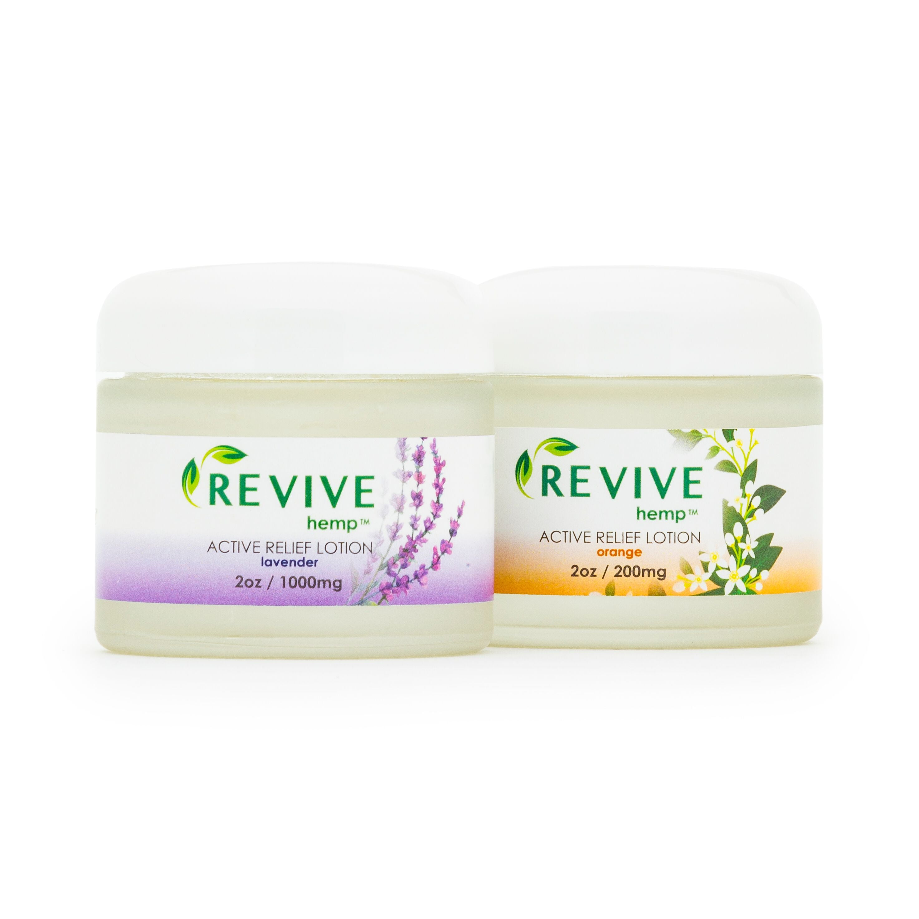 Revive Hemp Active Relief Lotion