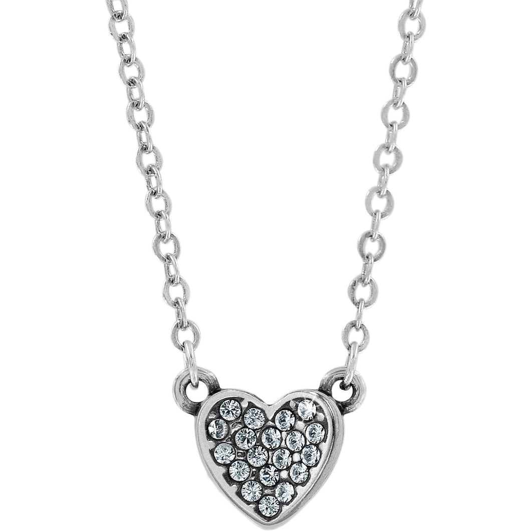 Chara Heart Necklace