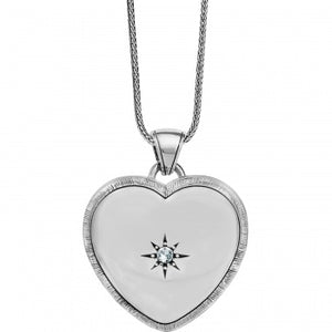 Bright Morning Star Convertible Locket Necklace