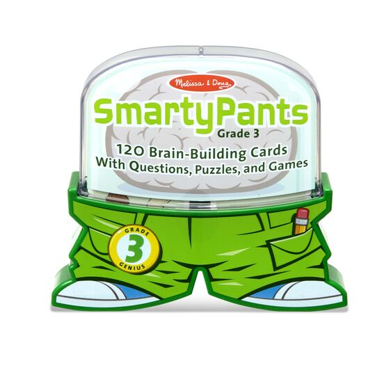 Smarty Pants  3rd Grade Card Set