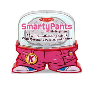 Smarty Pants Kindergarten Grade Card Set