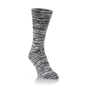 Slub Light Crew Sock