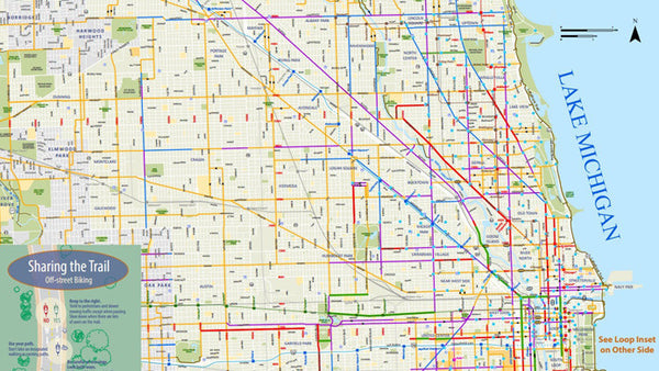 Chicago's Best Bike Routes