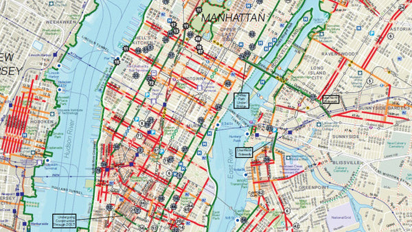 New York City's Best Bike Routes