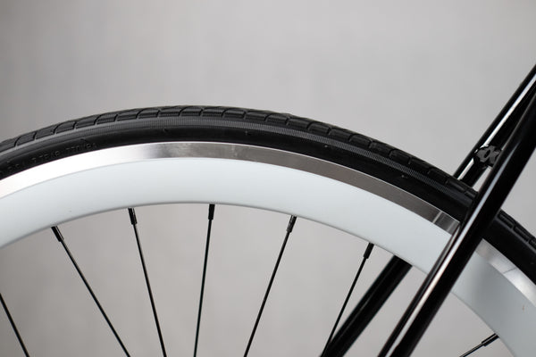 White Wheelset Incl. Tires
