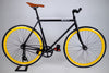 Yellow Wheelset Incl. Tires