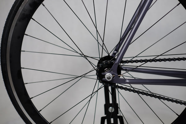 Black Wheelset Incl. Tires