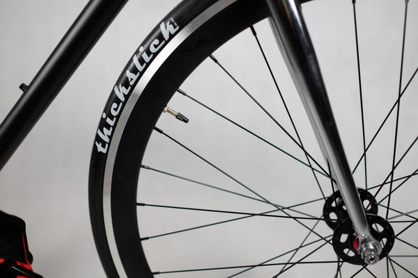 Premium Black Wheelset - Tires Incl.