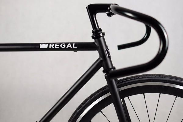 Classic Black Drop Bars