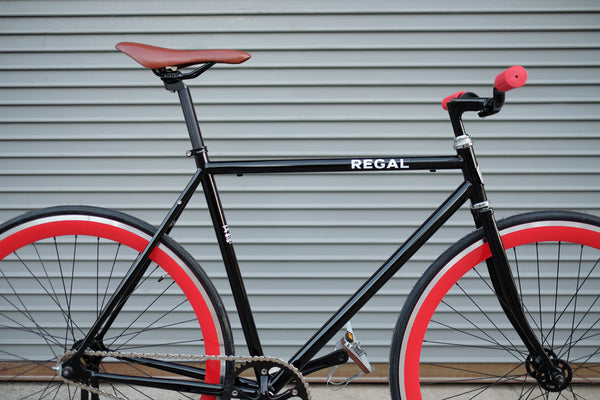 Regal Bicycles Fixie Bike The Baron