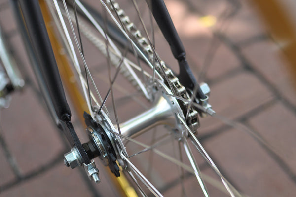 Gold Wheelset