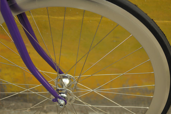 Chrome Wheelset