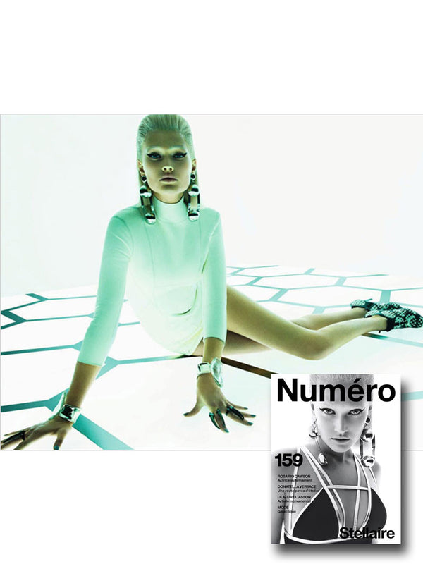 DIABOLI KILL DAMIAN RING FEATURED IN NUMERO MAGAZINE