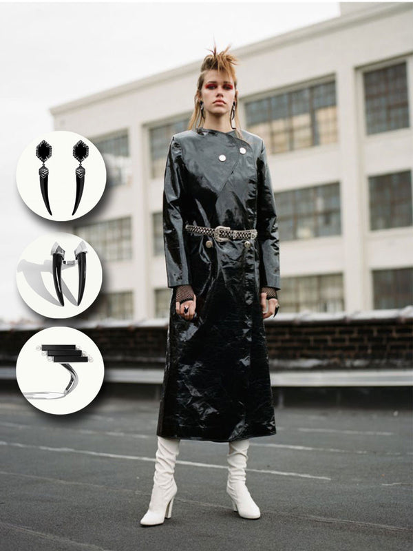 DIABOLI KILL JEWELRY FEATURED IN WONDERLAND MAGAZINE