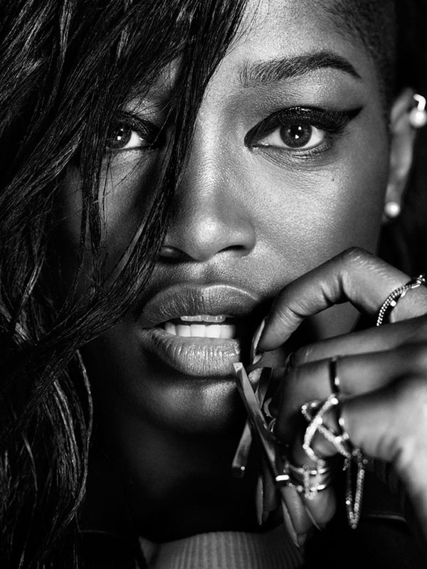 KEKE PALMER WEARS DIABOLI KILL IN INTERVIEW MAG
