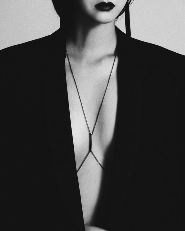 Aracelis Diamond Body Chains & Necklaces