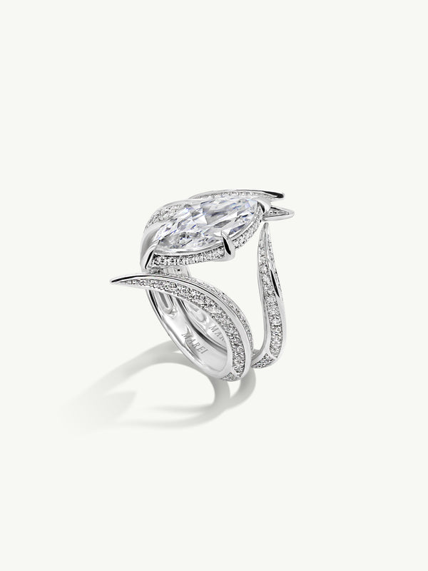 Uniquely Beautiful Women's Engagement Rings